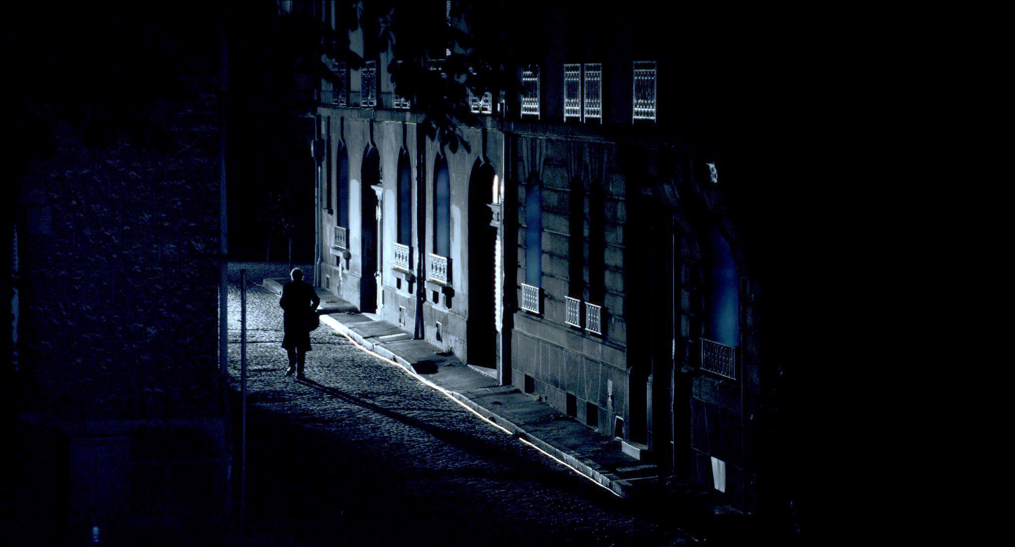 La Ville est calme - rue
